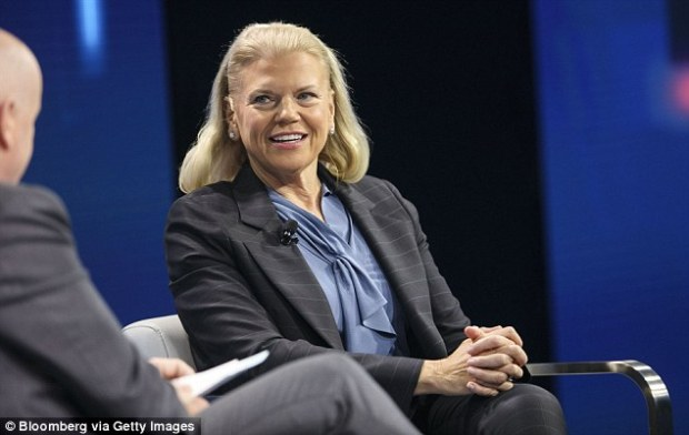 Virginia 'Ginni' Rometty, chief executive officer of International Business Machines Corp, said IBM will invest $1billion on employee training and development in the next four years