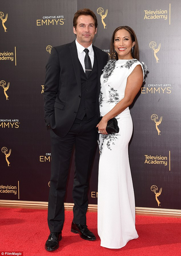 Dancing With The Stars' Carrie Ann Inaba engaged to soap ...