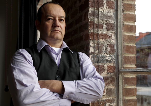 Duty: Hector Maldonado, one of Missouri's electors, dismissed calls for a rebellion, saying: 'This was the third oath that I've taken to execute what I promised to do.'