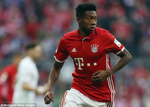 Image result for david alaba