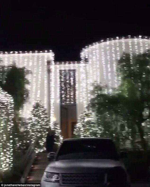 Kim Kardashian And Kanye Wests Bel Air Mansion Sparkles