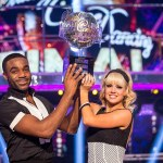 (Photos)Popular Nigerian Journalist, Ore Oduba Wins UK Strictly Come Dancing Competition