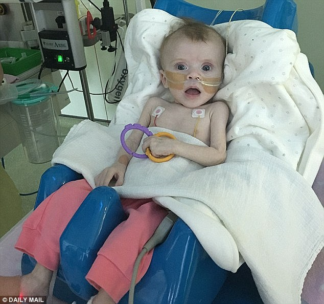 Because of Theo, Imogen Bolton became Britain's youngest double lung transplant patient after undergoing a seven-hour operation