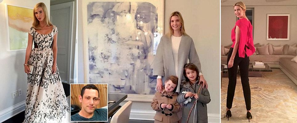 Ivanka Trump told by artists to take their work down from her walls
