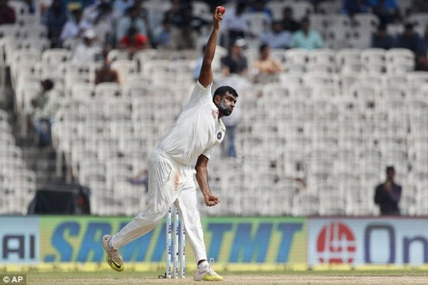 India's Ravi Ashwin is in the Team of the Year, and has also been named Cricketer of the Year