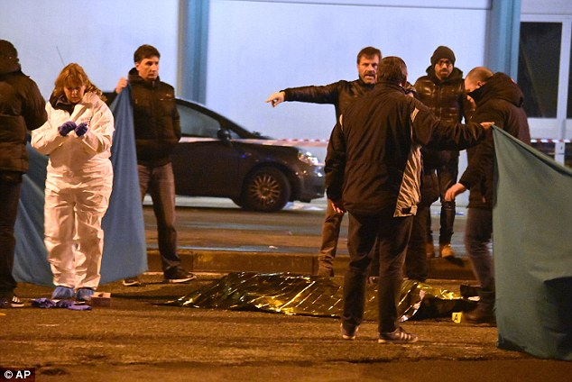 An Italian minister said today they had 'without a shadow of a doubt' killed the chief suspect in the Berlin massacre