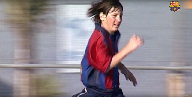 Superstar Messi joined Barcelona back in 2001, arriving in the youth ranks from Newell's Old Boys, in his native Argentina