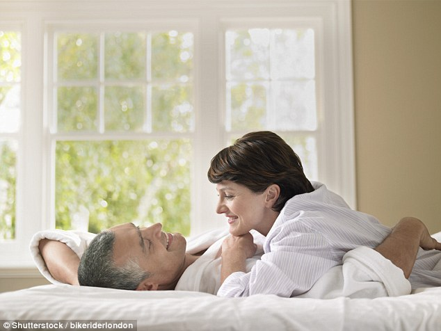 More mature lovers draw on life experiences to make themselves more considerate partners