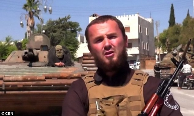 ISIS general Lavdrim Muhaxheri, who was once pictured decapitating a prisoner, is back in Europe with up to 400 of his most trusted soldiers after fleeing the warzone in Syria, it has been claimed