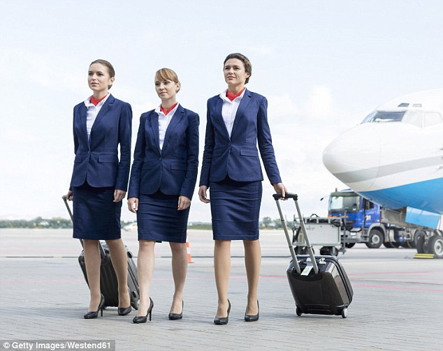 Image result for flight attendant