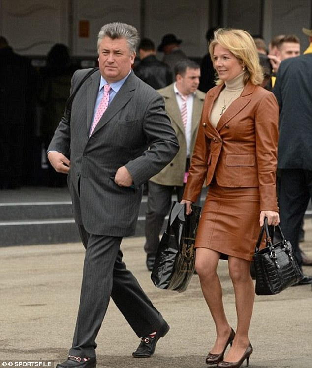 Top Horse Trainer To Divorce His Third Wife After He Finds