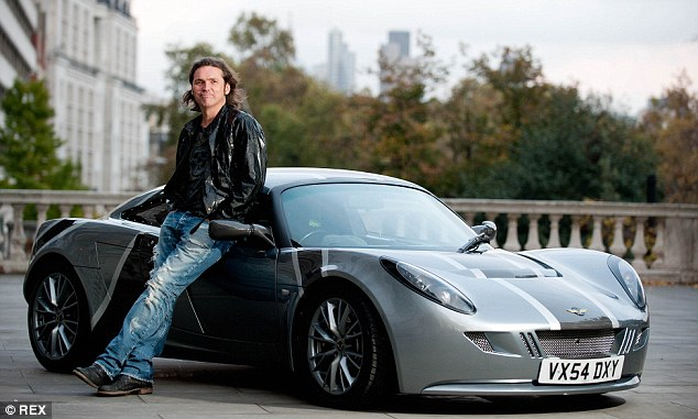 Ecotricity, owned by green multi-millionaire Dale Vince (pictured), says it wants to increase the number of ADs producing gas for the grid tenfold, by building 1,000 new plants