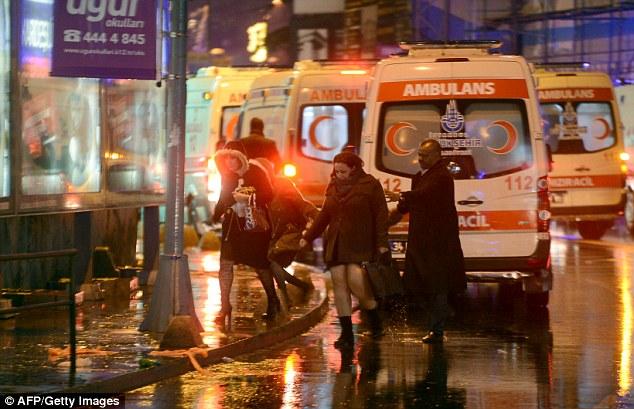Le gouverneur de la ville a déclaré que le massacre était une attaque terroriste