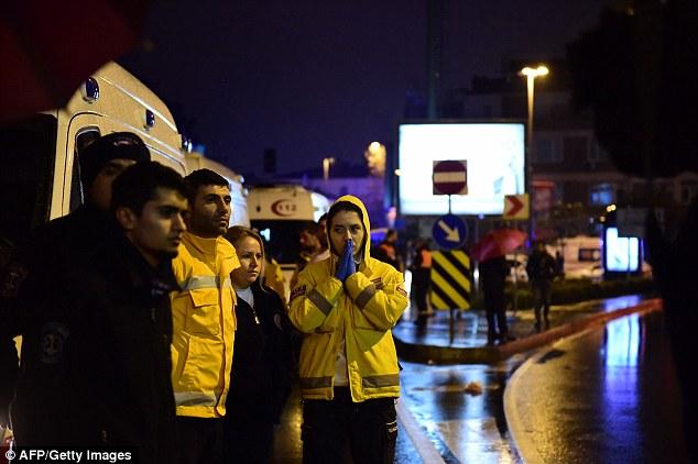 Trente cinq personnes ont été tuées et 40 autres ont été blessées dans l'atrocité, a annoncé le gouverneur de la ville