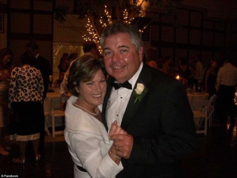 Among the first of the victims to be named is Terry Andres (pictured) - a 62-year-old grandfather who was at the airport with his wife to go on a vacation.