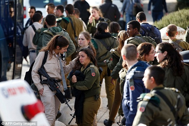 The Mayor of Jerusalem Nir Barkat said 'those who incite terror must pay a heavy price'