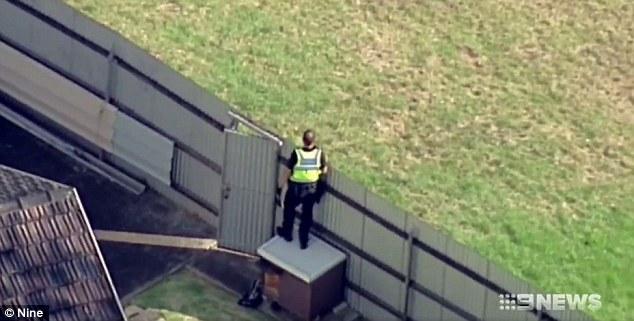 Deborah Smith Shot In Arm While In Backyard Of Her