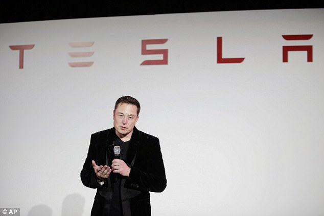Machines equipped with artificial intelligence are ever creeping into the workforce, and for humans, this could soon mean job displacement and a 'universal basic income,' according to Elon Musk (pictured)