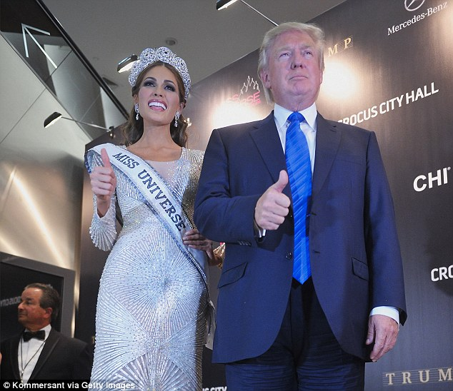 Some of the allegations relate to a 2013 visit to Moscow of the Miss Universe competition where Trump is alleged to have paid two prostitutes to defile a bed during a bizarre sex act