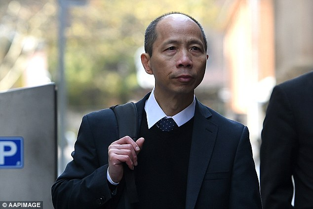 Robert Xie has been found guilty of brutally murdering five of his wife's relatives in 2009. The court heard he harboured a deep hatred over his 'inferior' status in the extended family