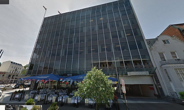 The Fusion GPS headquarters are registered to this office building in Northwest Washington D.C.