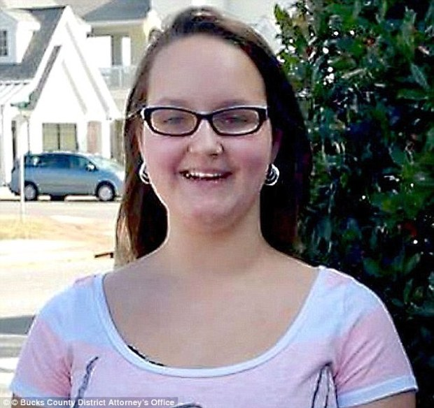 Grace Packer, 14, was strangled to death and later dismembered in a house in Pennsylvania after being tortured by her adoptive mother, Sara Packer and her boyfriend, Jacob Sullivan