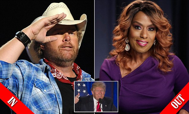 Toby Keith defends his decision to perform at Donald Trump's presidential inauguration
