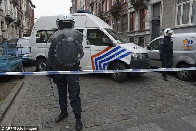 A huge operation was launched in the wake of the atrocities in the French capital, with several key figures being arrested, including Abdeslam