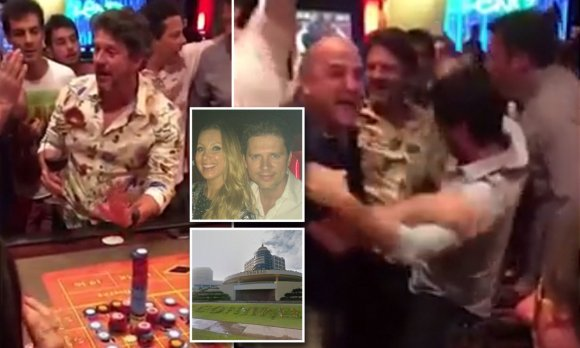 Gambler bets $35,000 of chips on single roulette spin and wins ...