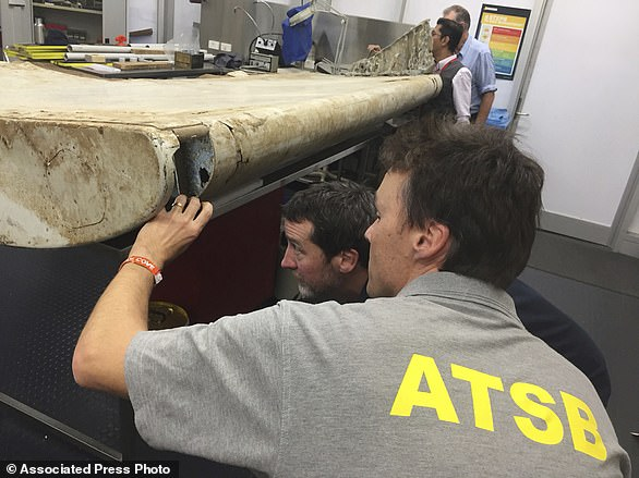 While the debris proved the plane went down in the Indian Ocean, the location of the main underwater wreckage — and its crucial black box data recorders — remains stubbornly elusive.
