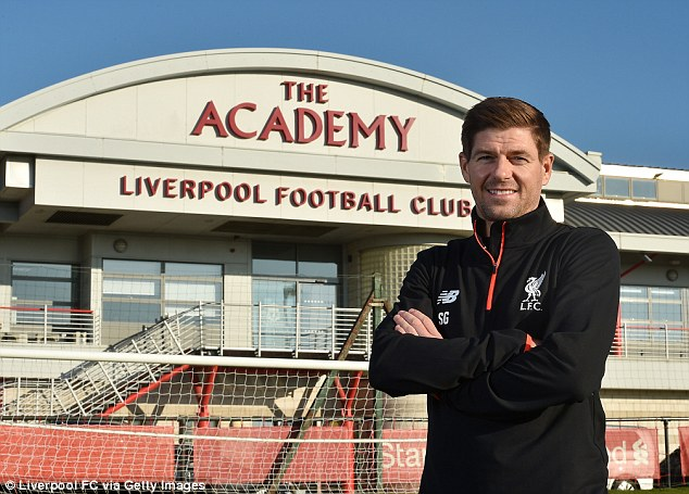 Former Liverpool captain Steven Gerrard has rejoined the club on a full-time basis as a coach