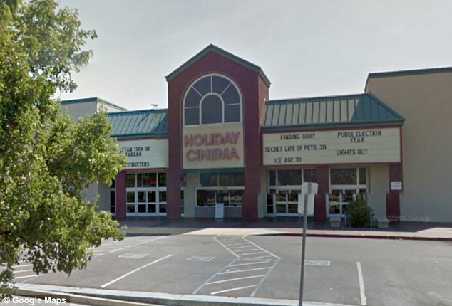 Regal Stockton Holiday Cinema 8 on West Lane: The two were escorted off the property