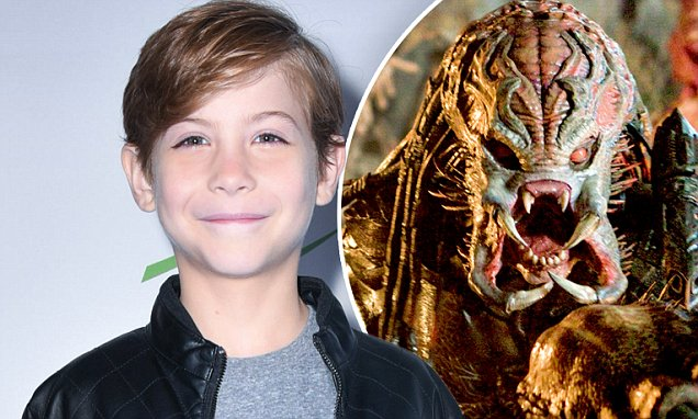 Jacob Tremblay Cast In Predator Reboot Daily Mail Online
