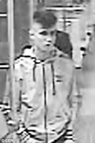 Cologne police have only released the CCTV pictures now in the hope witnesses might recognise those who carried out the attack