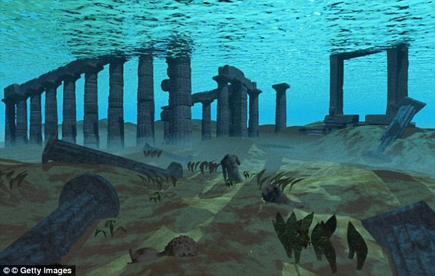 Lost City of Atlantis may been found   Daily Mail Online A new documentary by James Cameron has been released to understand more  about the mythical city