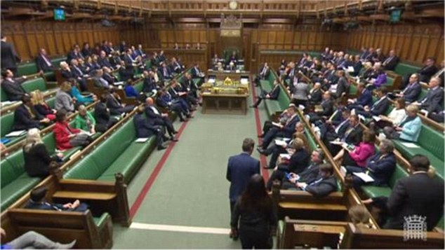 MPs gathered today for the second marathon day of debate on the bill's second reading. By 7pm, the debate will have run for around 17 hours