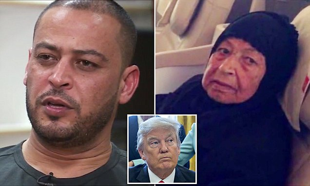Detroit man who claimed Iraqi mom died because of ban LIED