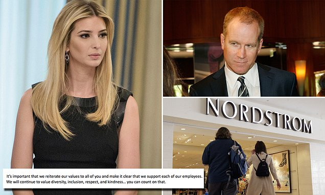 Nordstrom bosses criticized Trump before dropping Ivanka