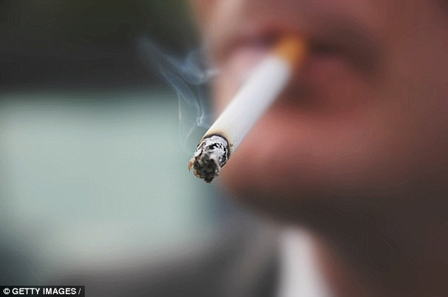 Researchers found people who switched from tobacco to 'vaping' gadgets saw the levels of cancer-causing toxins in their body drop by up to 97.5 per cent in six months