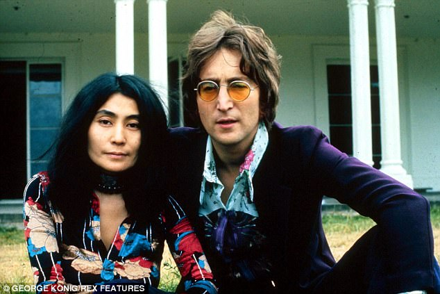 It was also reported in February that plans were underway for a biopic about Ono and John Lennon's love story