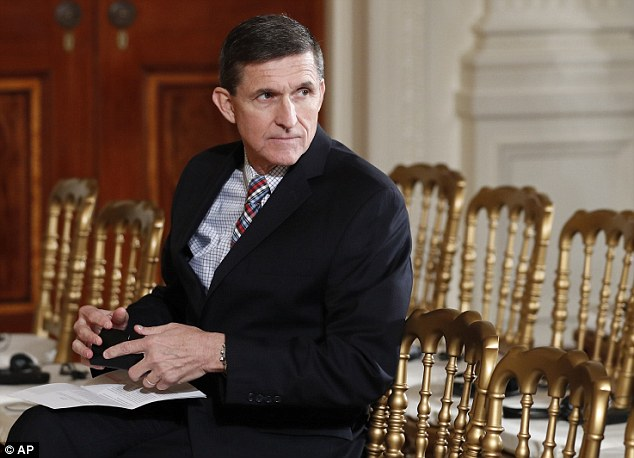 Former National Security Advisor Michael Flynn resigned Monday night following a steady media drumbeat that Trump says was fueled by selective leaks from inside the FBI and NSA