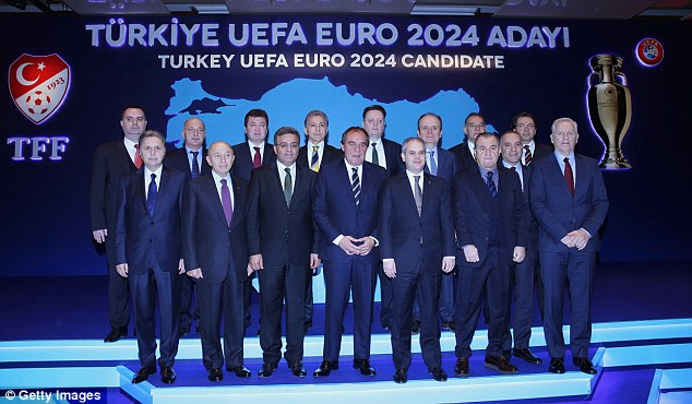 Image result for Turkey looks to host UEFA EURO 2028