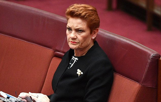 One Nation leader Pauline Hanson earlier this month hit out at journalists and politicians calling for David Archibald to be disendorsed over his comments on single mothers