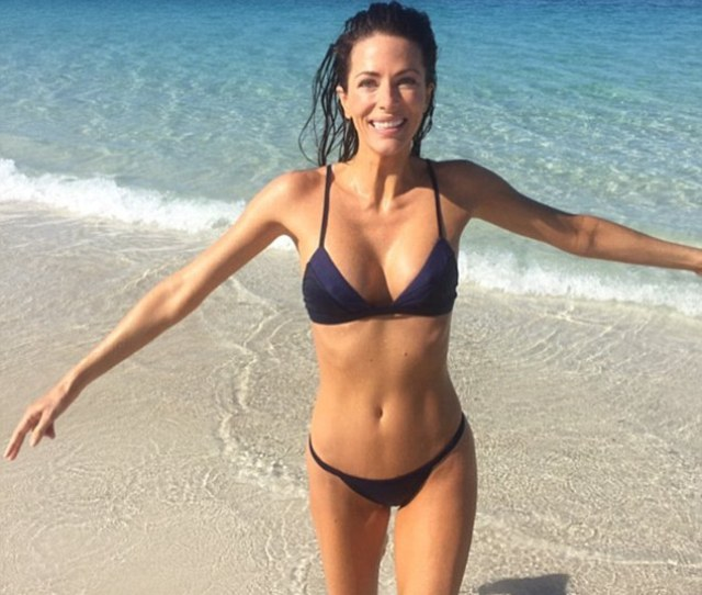 Wish You Were Back Here Former Home And Away Star Esther Anderson Flaunted
