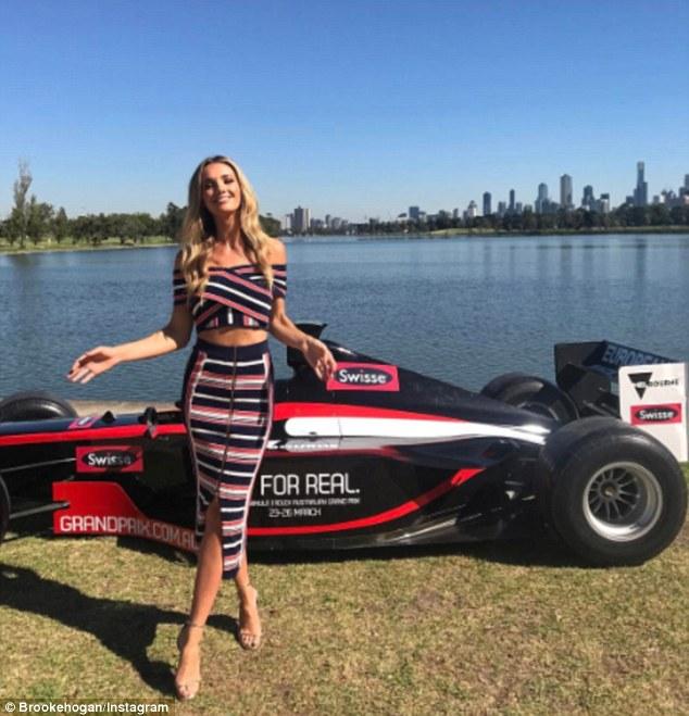 australian grand prix ambassador