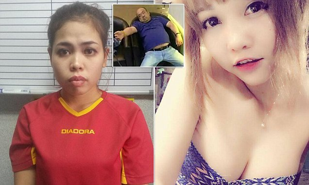 Woman 'who assassinated Kim Jong-nam' partied night before