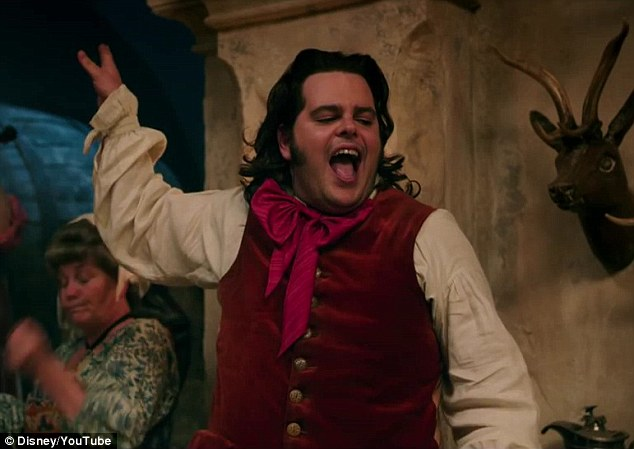 In the new Beauty and the Beast film, manservant LeFou will explore his sexuality after developing feelings for macho leading man Gaston