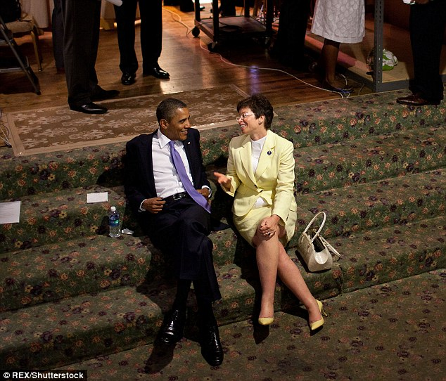 Jarrett played a vital—if at times hidden—role in the Obama presidency. She lived in the White, dined with the Obamas, and help shape his domestic and foreign policies