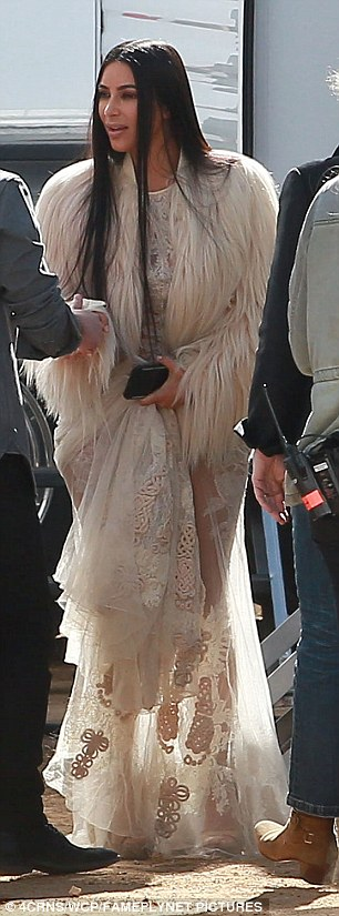 Big deal! Kim is actually the pseudo star of the film as it centers around a jewelry heist at a fake Met Gala event with Kim Kardashian as the intended target