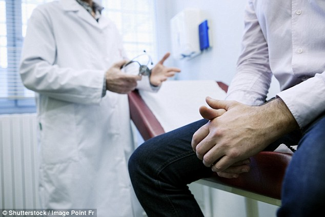 Half of all men over 50 suffer from an enlarged prostate and every year 45,000 have risky surgery to remove part of it
